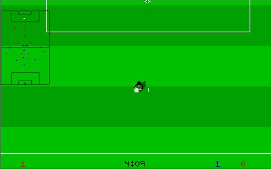 Kick Off : Impression d'écran 8