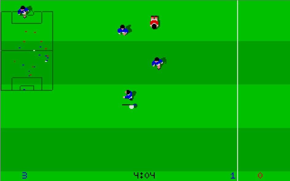Kick Off : Impression d'écran 9