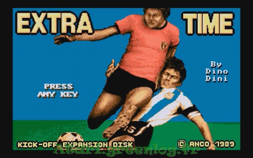 Kick Off – Extra Time