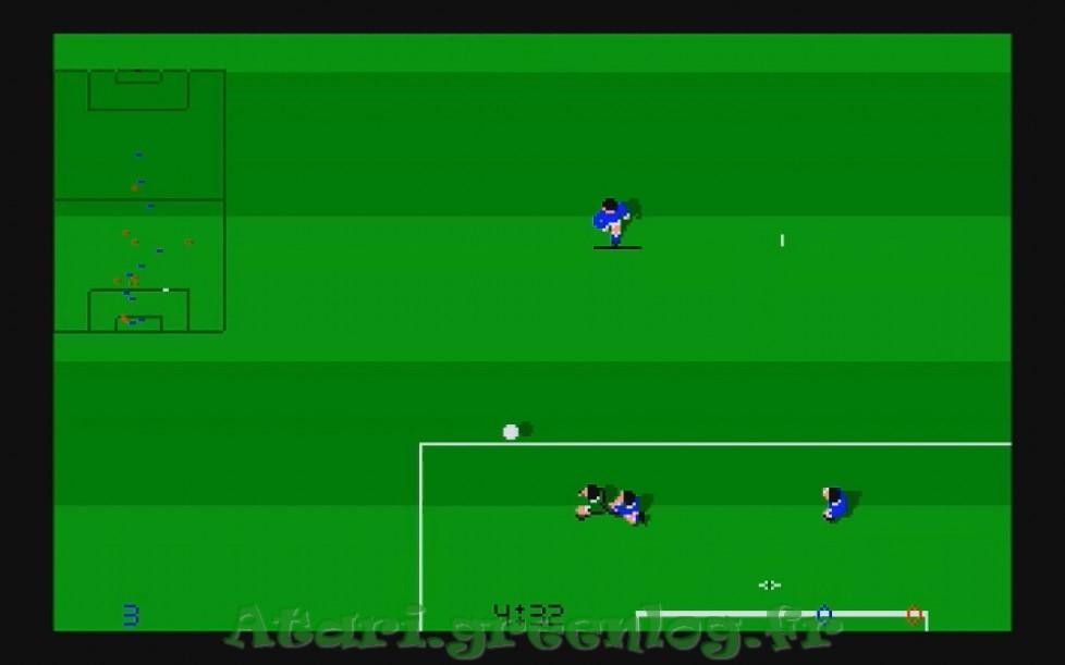 Kick Off Extra Time : Impression d'écran 11