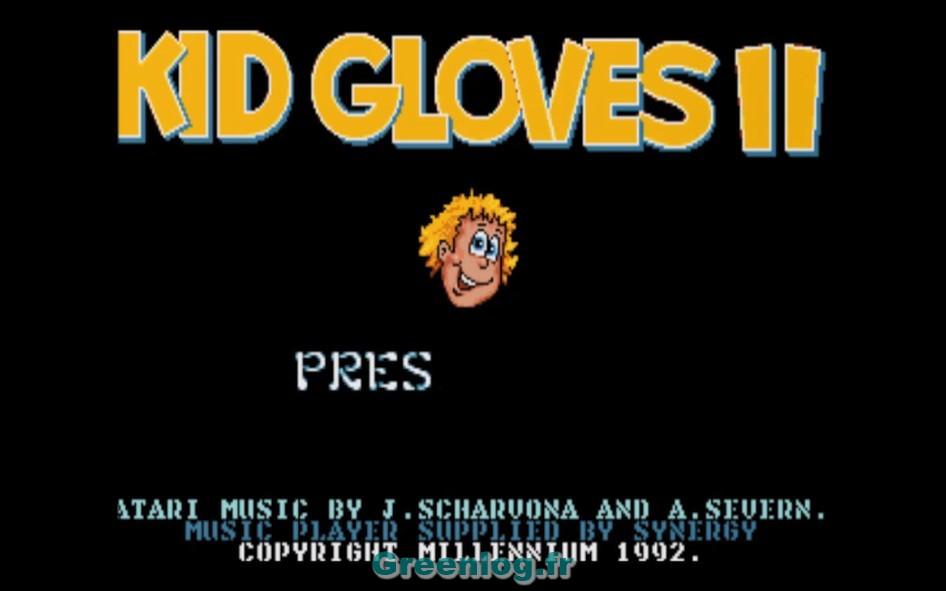 Kid Gloves 2