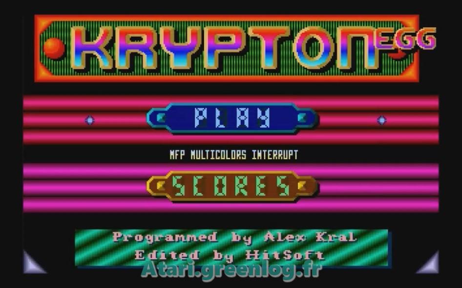 Krypton Egg : Impression d'écran 5