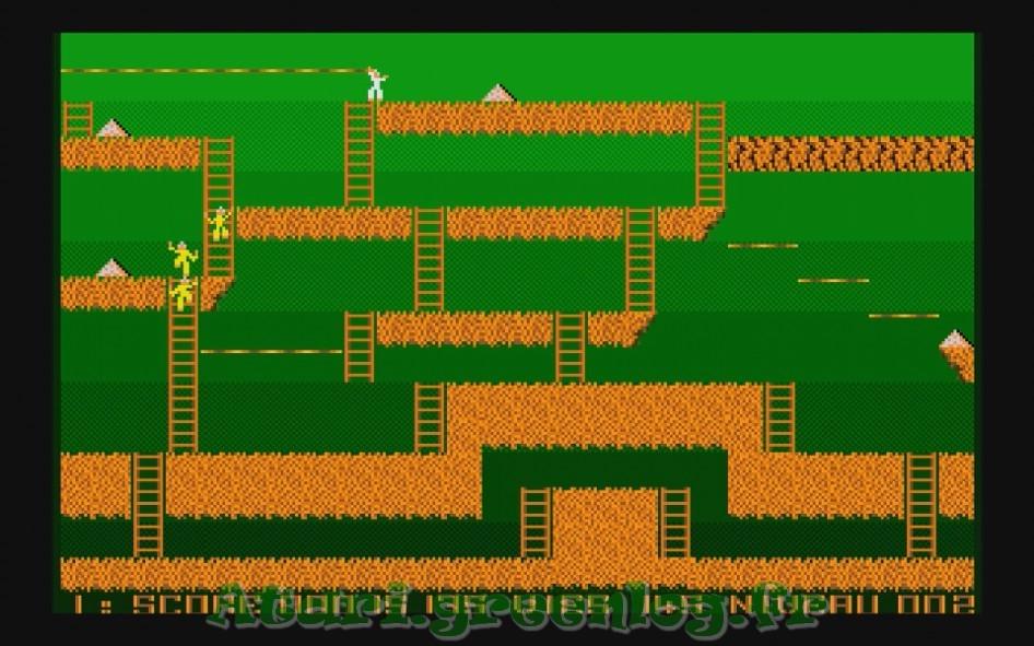 Lode Runner : Impression d'écran 9