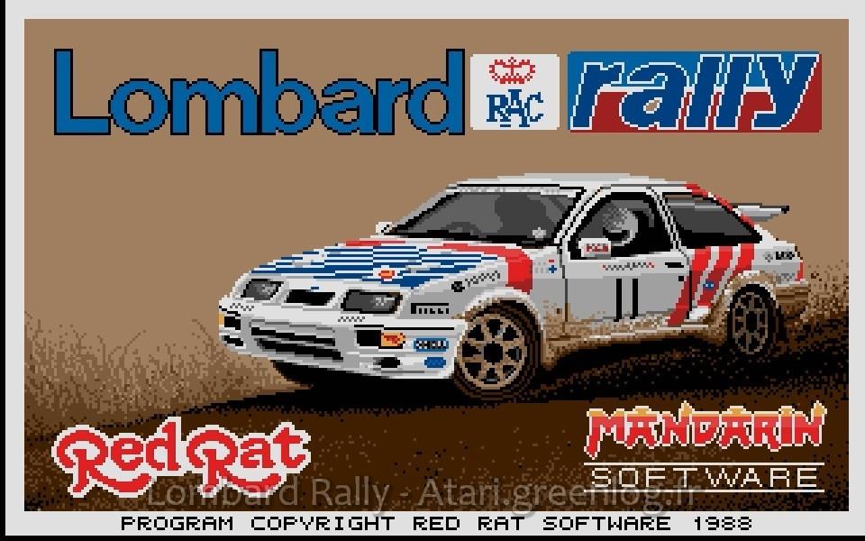 Lombard Rally