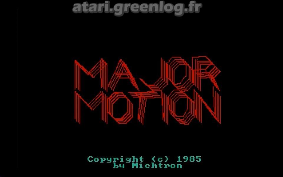 Major Motion