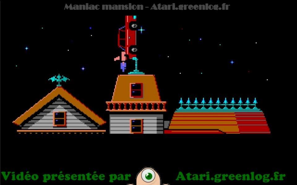 Maniac Mansion : Impression d'écran 18