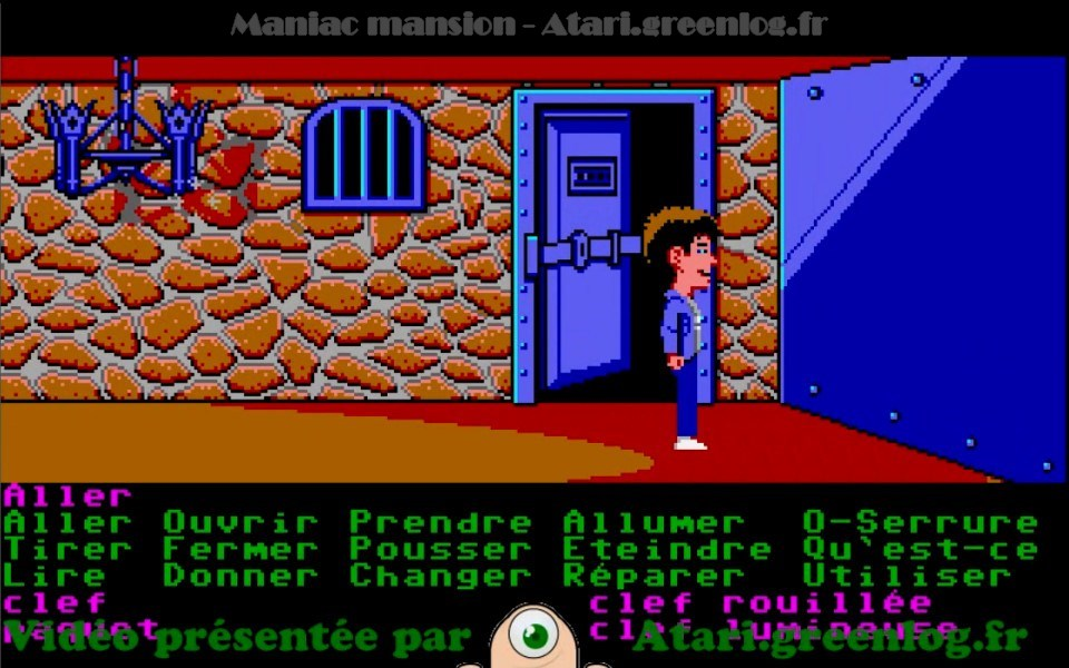 Maniac Mansion : Impression d'écran 37
