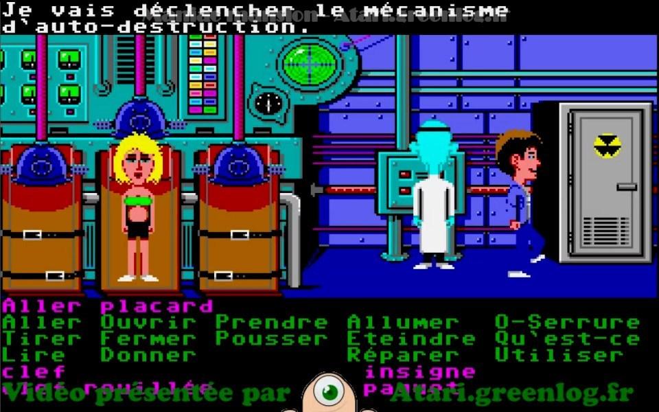 Maniac Mansion : Impression d'écran 41