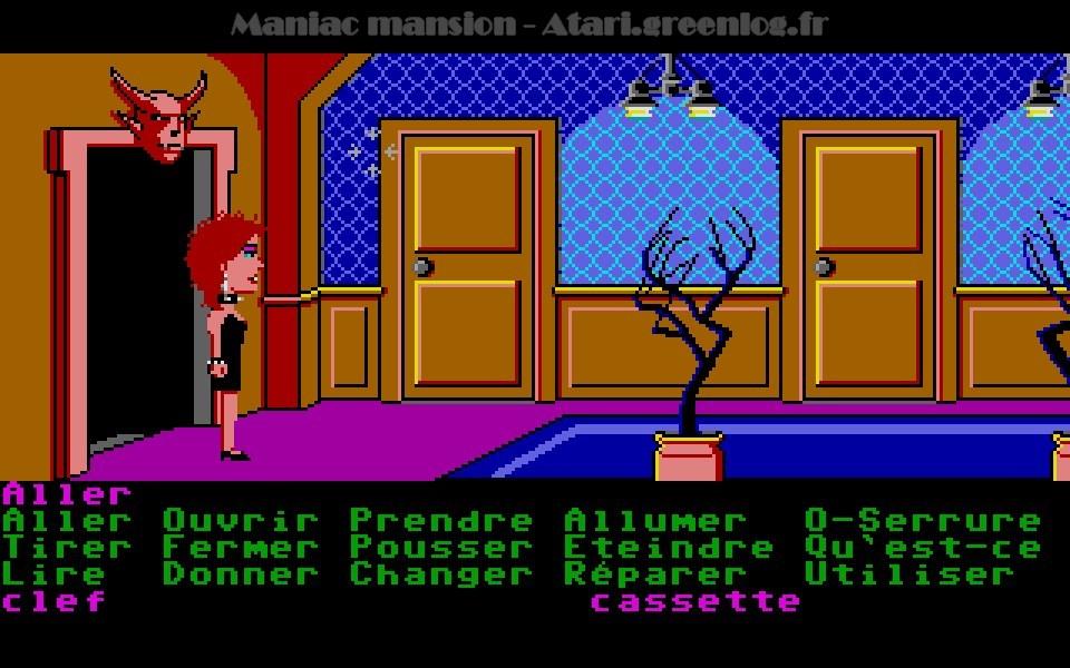 Maniac Mansion : Impression d'écran 65