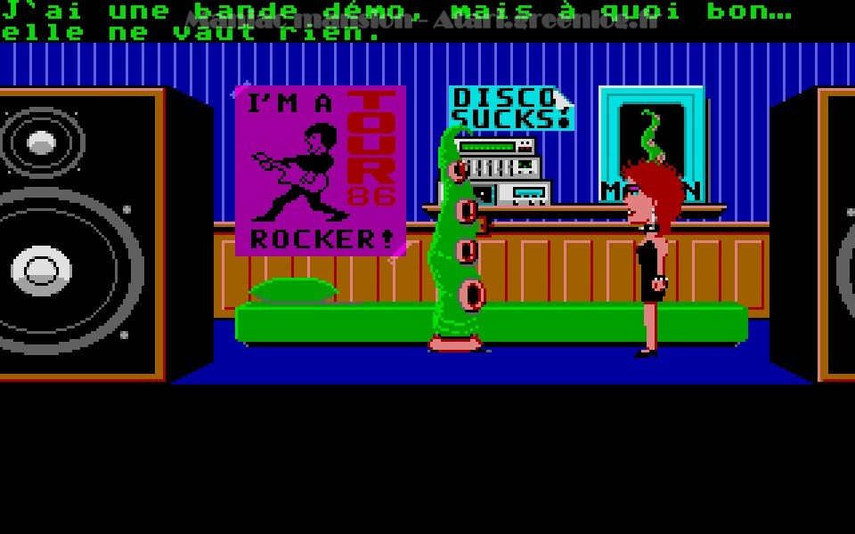 Maniac Mansion : Impression d'écran 72