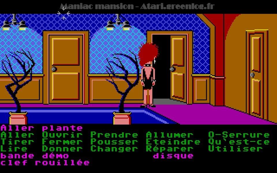 Maniac Mansion : Impression d'écran 74
