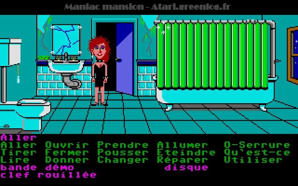 Maniac Mansion : Impression d'écran 75