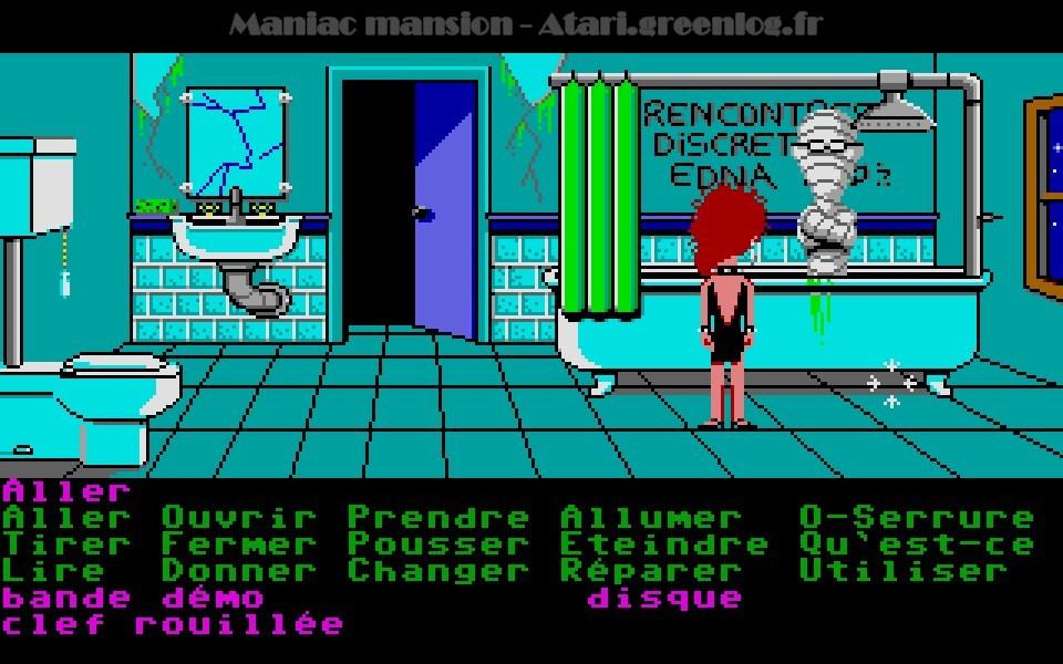 Maniac Mansion : Impression d'écran 76