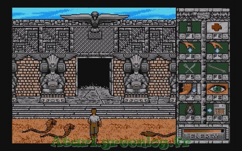 Le fétiche maya : Impression d'écran 7