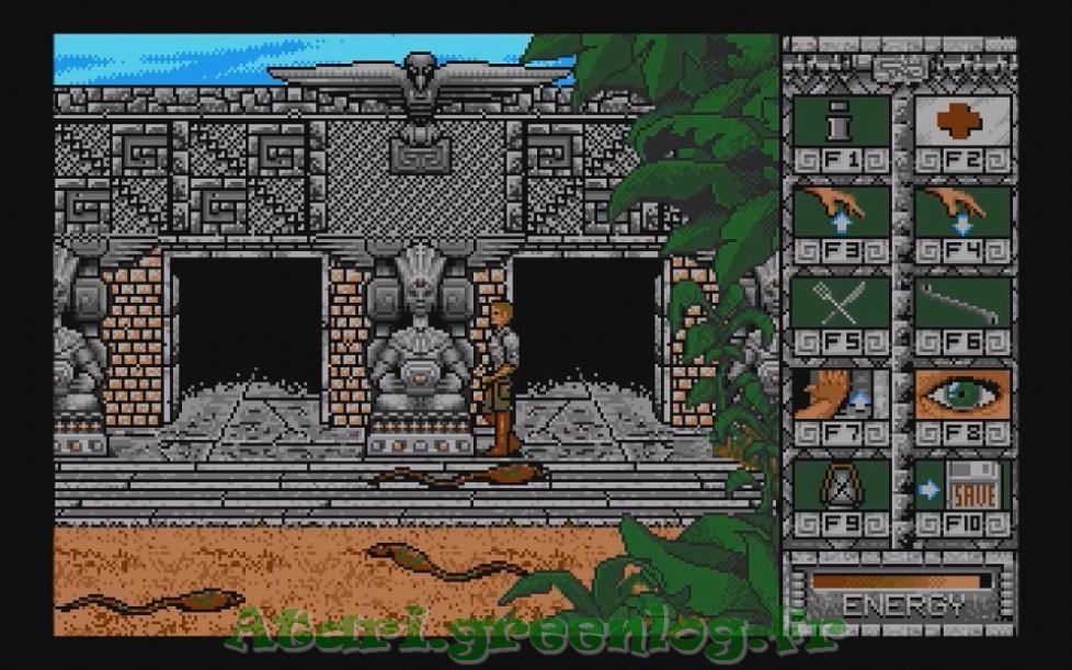 Le fétiche maya : Impression d'écran 8