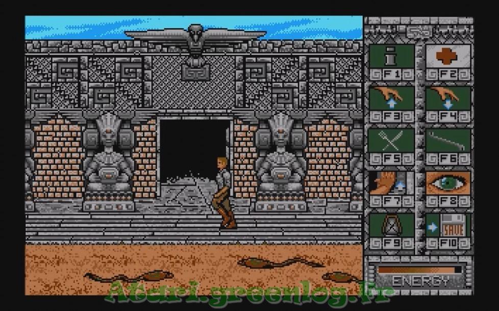 Le fétiche maya : Impression d'écran 10