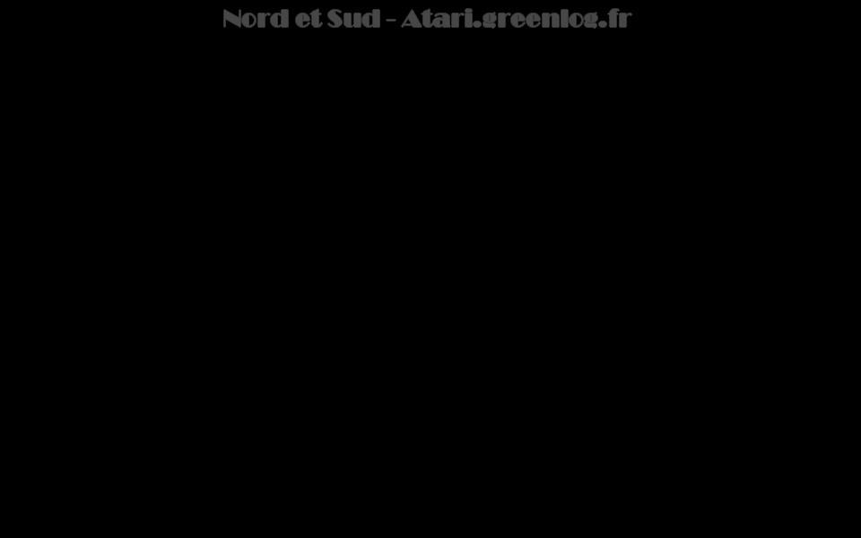 Nord et Sud : Impression d'écran 14