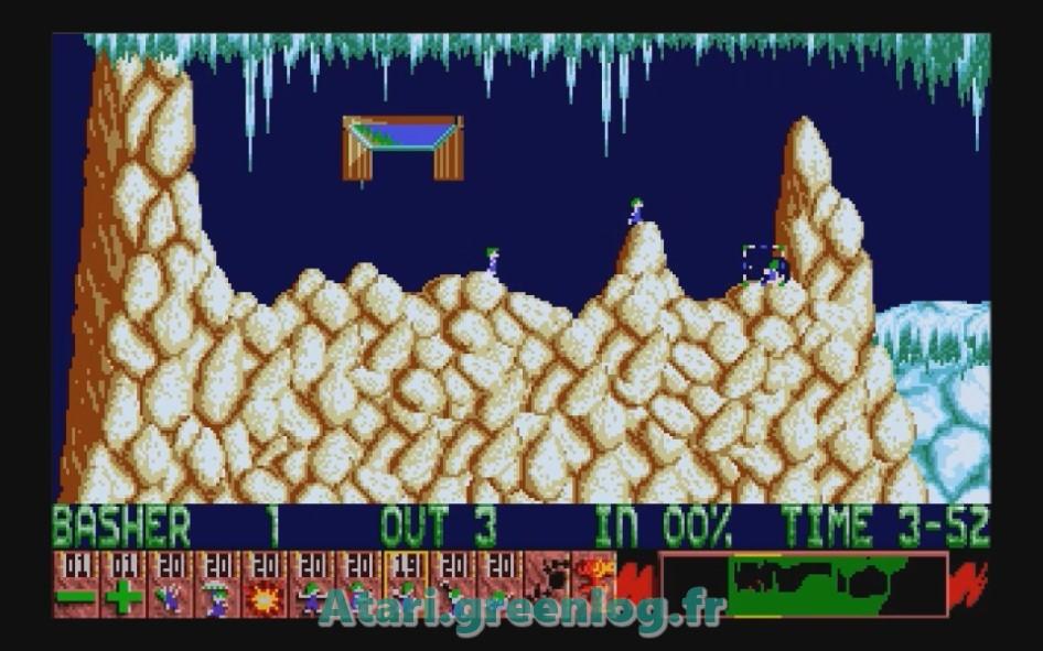 Oh No ! More Lemmings : Impression d'écran 7