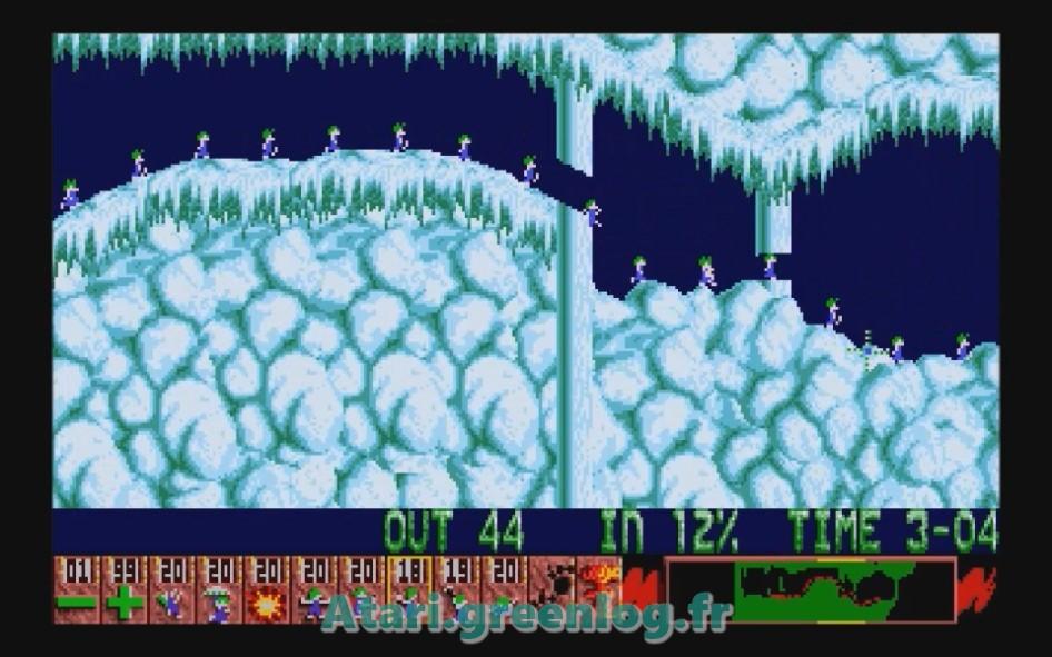 Oh No ! More Lemmings : Impression d'écran 8