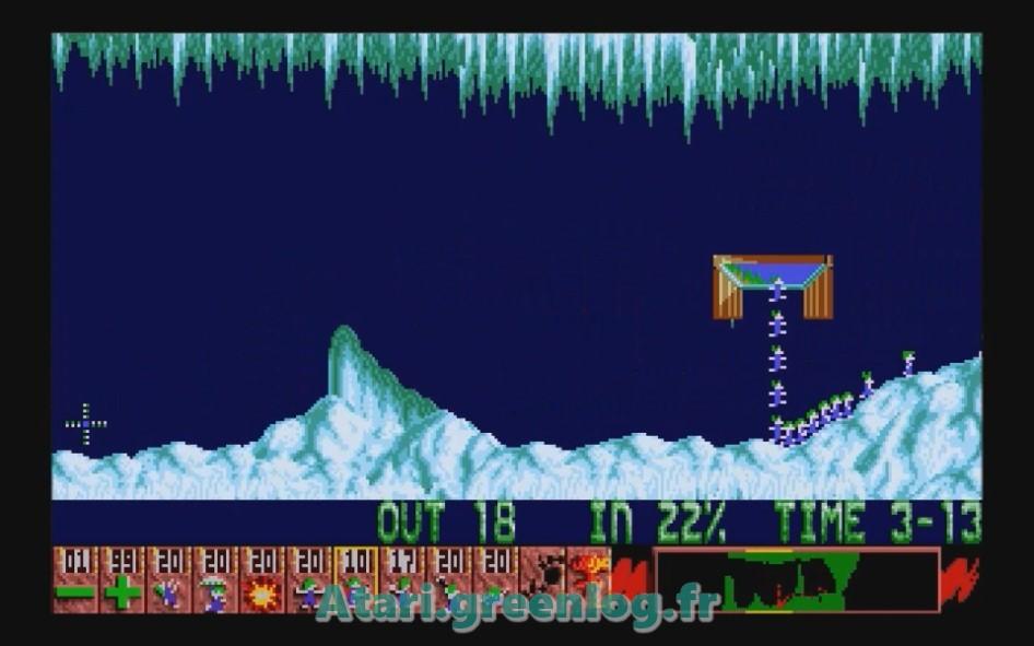 Oh No ! More Lemmings : Impression d'écran 17