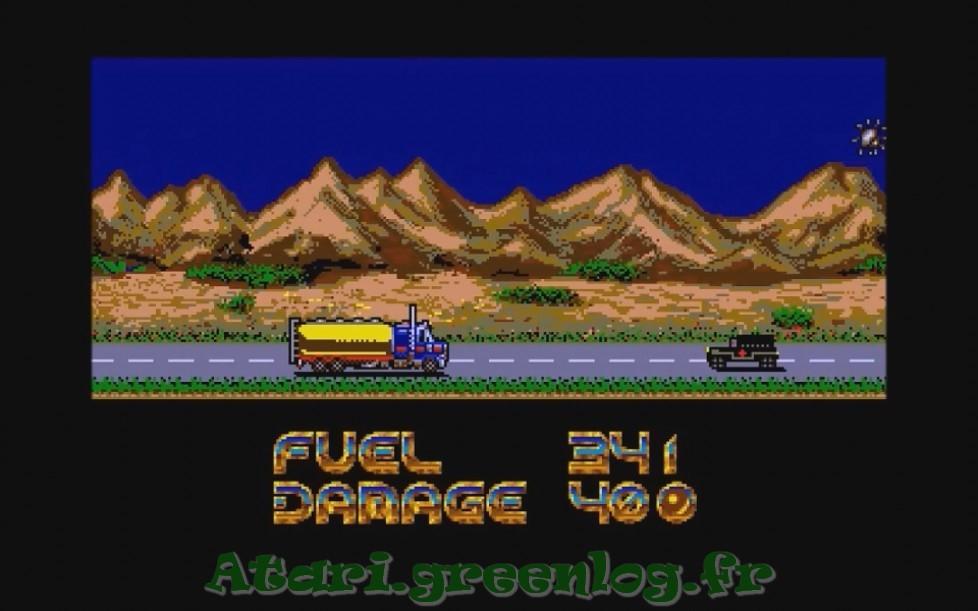 Oilmania : Impression d'écran 7