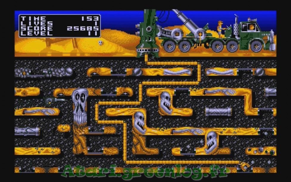 Oilmania : Impression d'écran 25