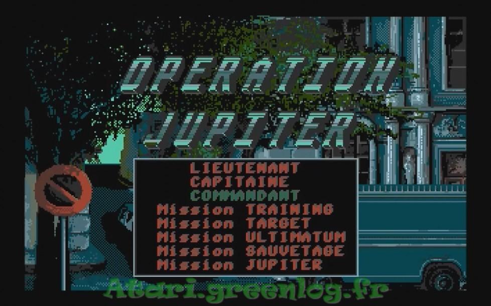 Opération Jupiter : Impression d'écran 4