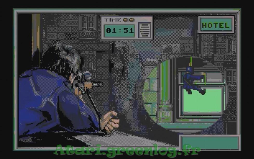 Opération Jupiter : Impression d'écran 19