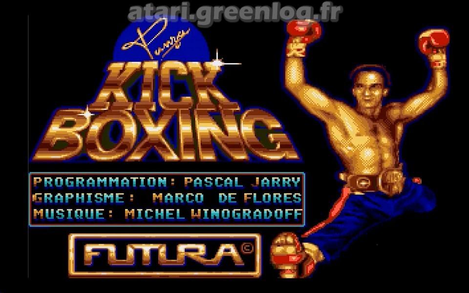 Panza Kick Boxing