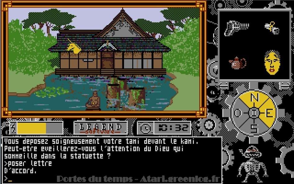 Les portes du temps : Impression d'écran 38