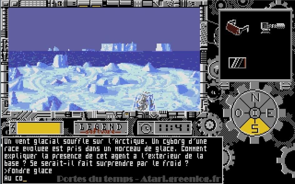 Les portes du temps : Impression d'écran 4