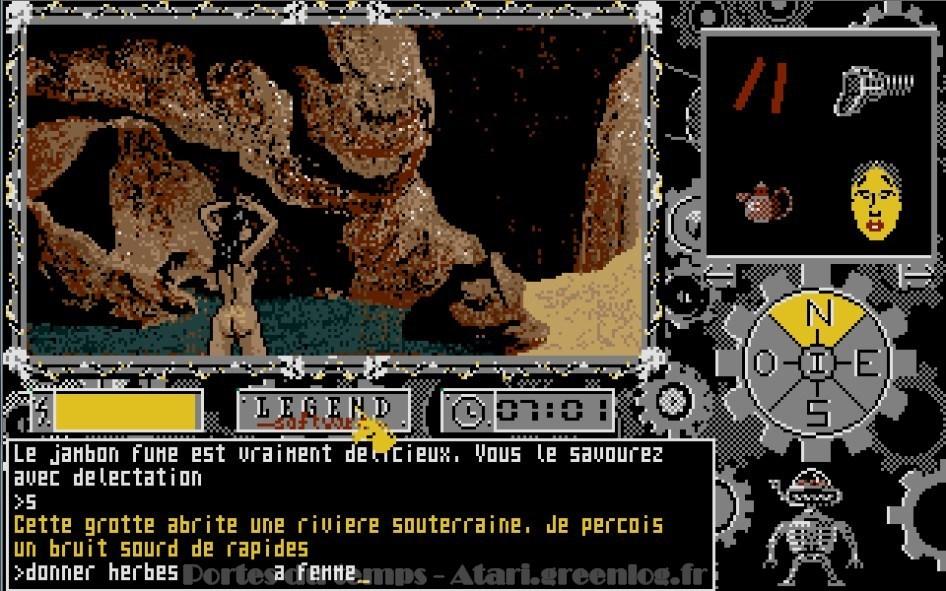 Les portes du temps : Impression d'écran 42