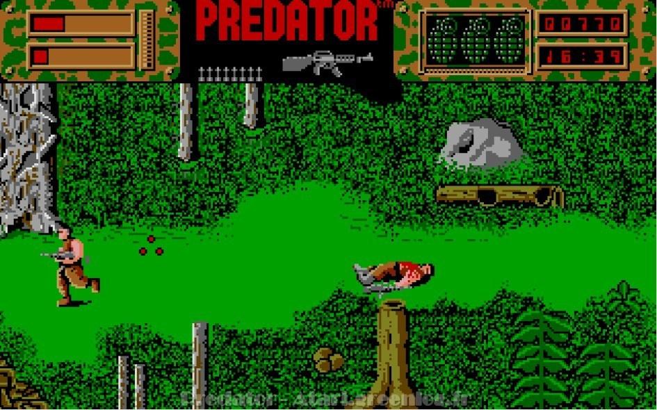 predator : Impression d'écran 10
