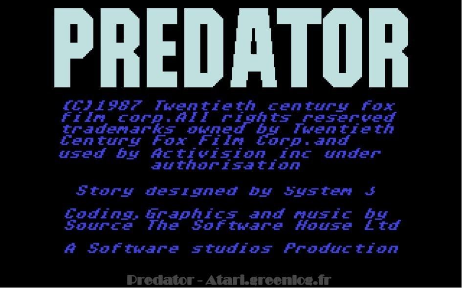 predator : Impression d'écran 3
