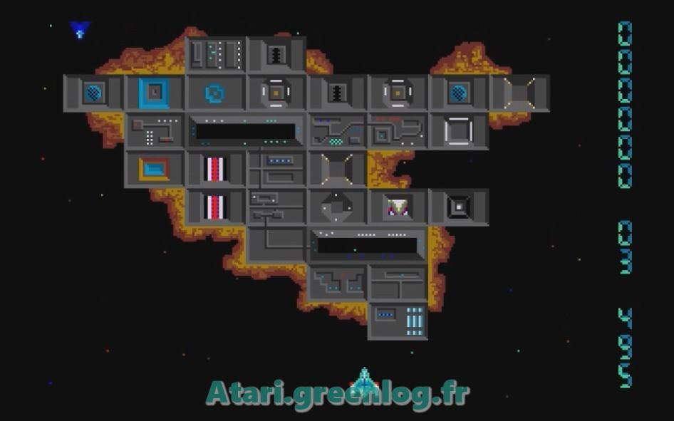 Quasar : Impression d'écran 3