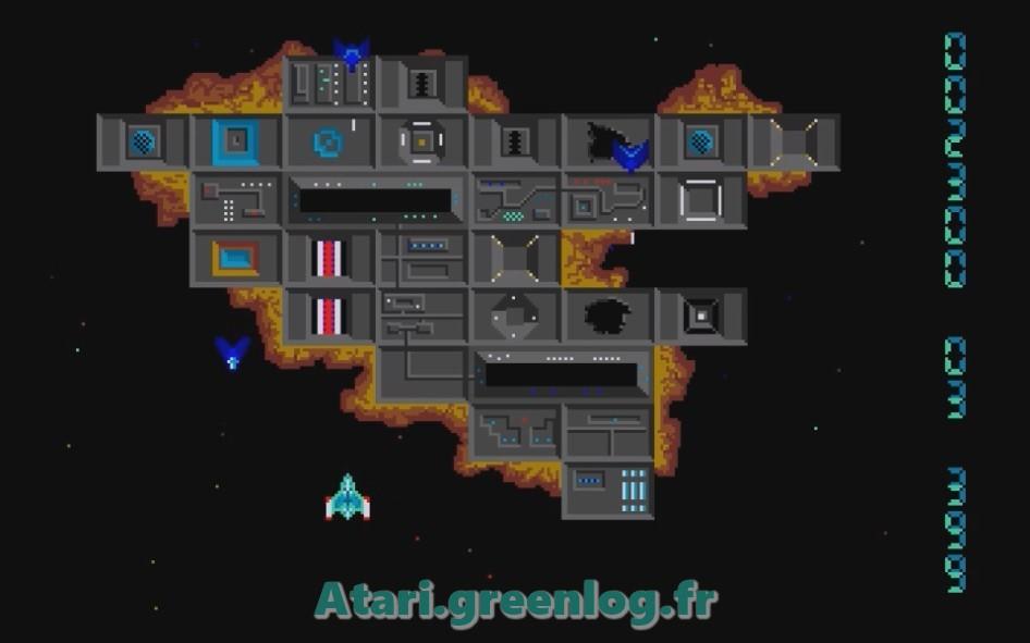 Quasar : Impression d'écran 4