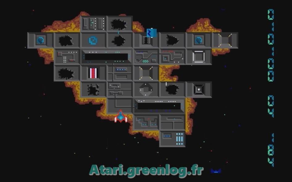 Quasar : Impression d'écran 6