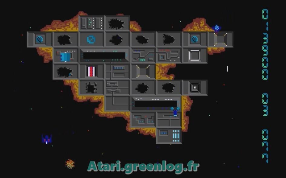 Quasar : Impression d'écran 7