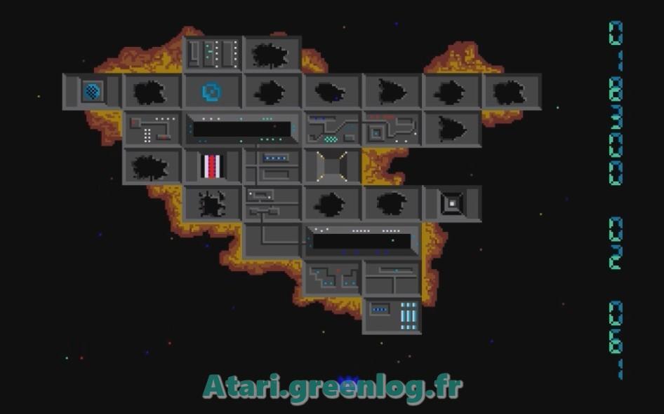 Quasar : Impression d'écran 9