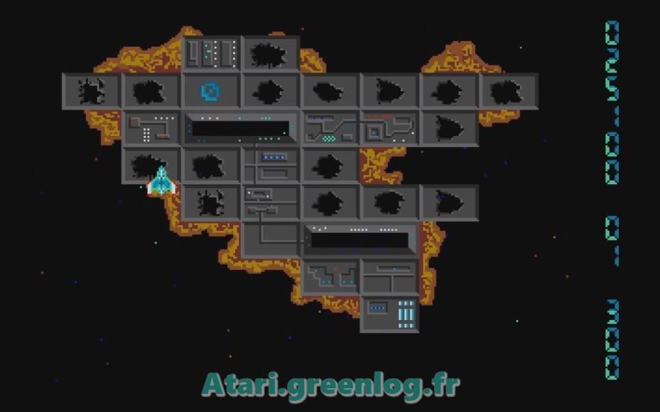 Quasar : Impression d'écran 11