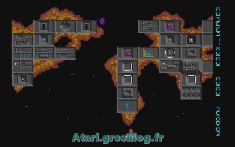 Quasar : Impression d'écran 13