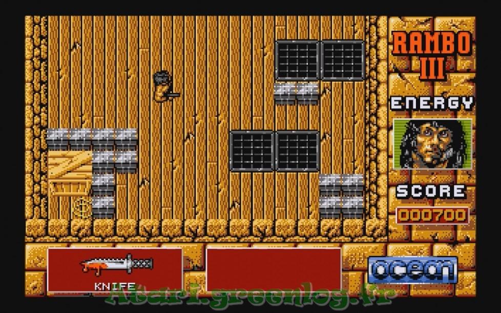 Rambo 3 : Impression d'écran 3