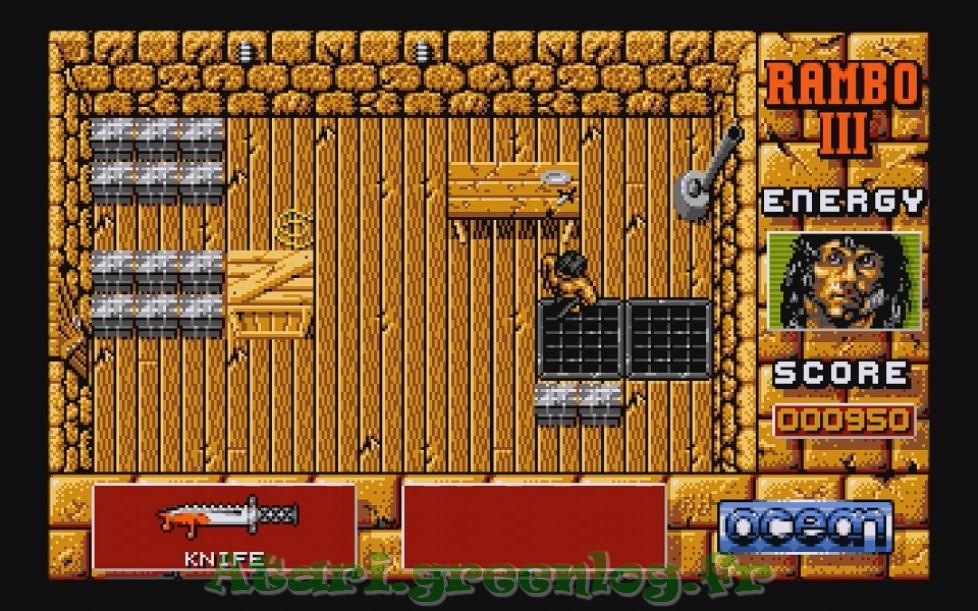 Rambo 3 : Impression d'écran 4