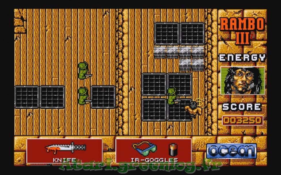 Rambo 3 : Impression d'écran 11