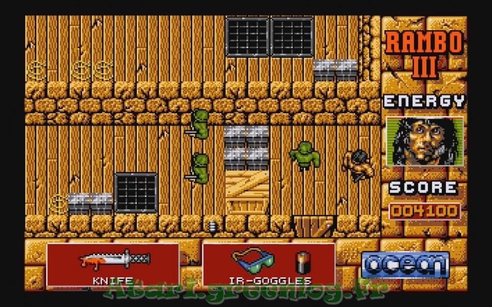 Rambo 3 : Impression d'écran 12