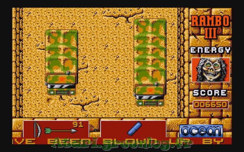 Rambo 3 : Impression d'écran 18