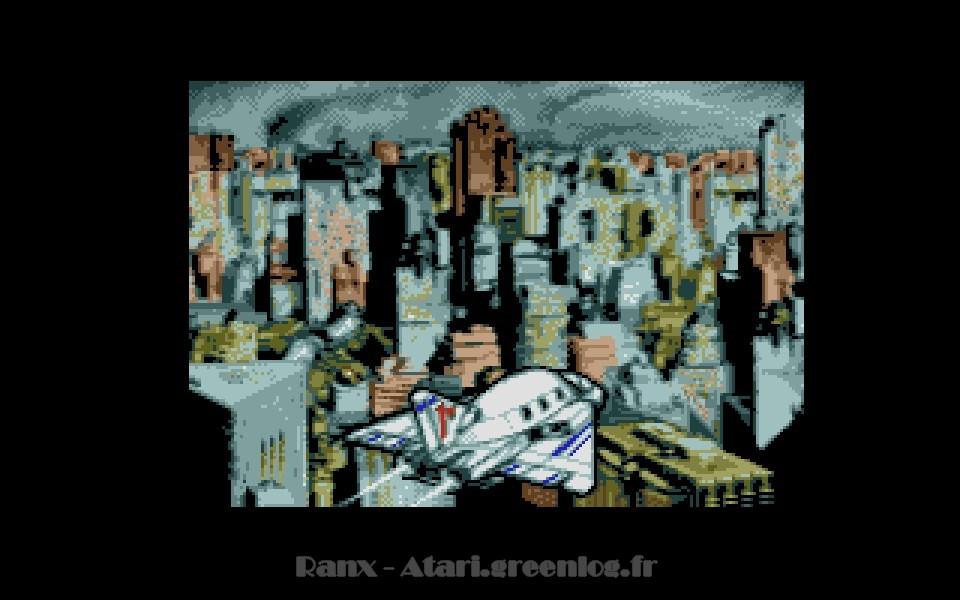 Ranx : Impression d'écran 2