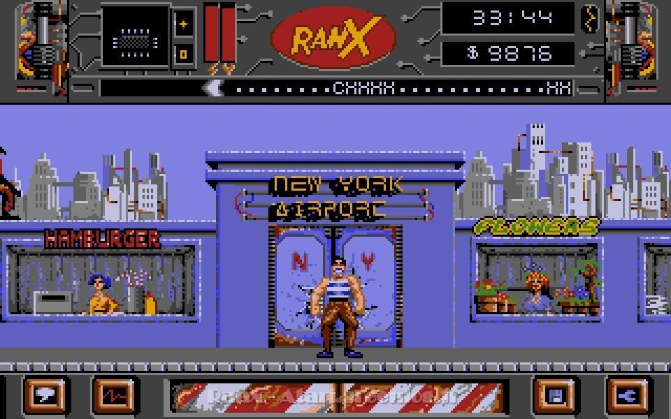Ranx : Impression d'écran 3