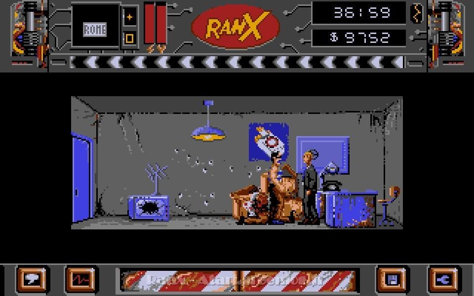 Ranx : Impression d'écran 8