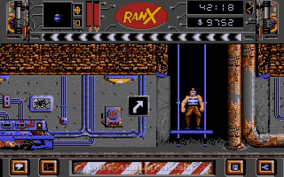 Ranx : Impression d'écran 12